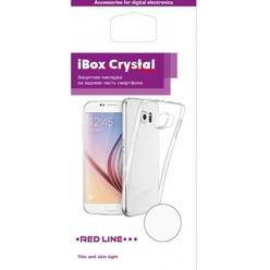 Чехол-накладка для Huawei Y5 Prime 2018 (iBox Crystal YT000015642) (прозрачный) - Чехол для телефонаЧехлы для мобильных телефонов<br>Чехол плотно облегает корпус и гарантирует надежную защиту от царапин и потертостей.