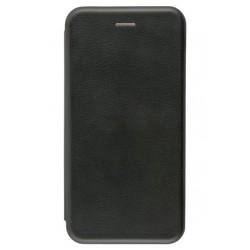 Чехол-книжка для Samsung Galaxy A6 Plus (Red Line Unit YT000015385) (черный) - Чехол для телефонаЧехлы для мобильных телефонов<br>Чехол плотно облегает корпус и гарантирует надежную защиту от царапин и потертостей.