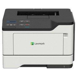 Принтер Lexmark MS321dn - Принтер, МФУПринтеры и МФУ<br>Принтер Lexmark MS321dn - принтер, A4, печать  лазерная черно-белая, двусторонняя, 36 стр/мин ч/б, 1200x1200 dpi, подача: 350 лист., вывод: 150 лист., Post Script, память: 512 МБ, Ethernet RJ-45, USB, ЖК-панель