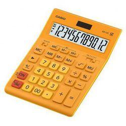 Casio GR-12C-RG (оранжевый) - КалькуляторКалькуляторы<br>Калькулятор настольный бухгалтерский, 12-и разрядный, питание: батарейки + солнечный элемент.