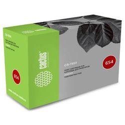 Тонер картридж для Lexmark T650, T652, T654, T656 (Cactus CS-T654) (черный) - Картридж для принтера, МФУ