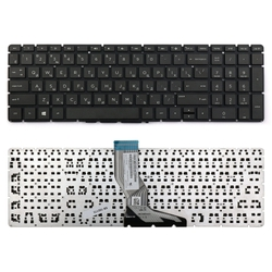 Клавиатура для ноутбука HP Pavilion 250 G6, 255 G6, 15-BS Series (KB-102175) (черный) - Клавиатура для ноутбука