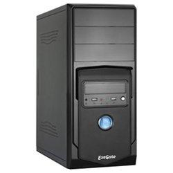 Компьютерный корпус ExeGate XP-328 400W Black - КорпусКорпуса<br>Компьютерный корпус ExeGate XP-328 400W Black - ATX, mATX, Midi-Tower, сталь, блок питания 400 Вт, 2xUSB на лицевой панели, 175x410x405 мм, 4.5 кг, цвет: черный