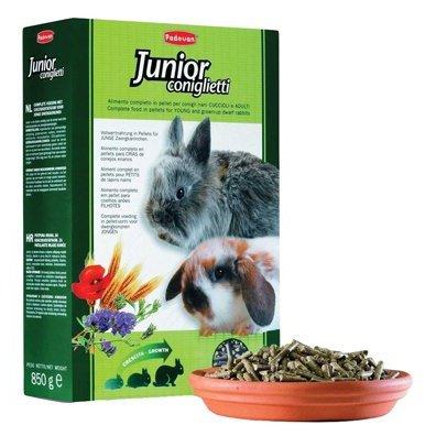 корм для кроликов декоративных