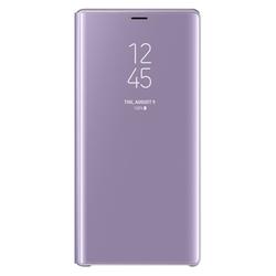 Чехол-книжка для Samsung Galaxy Note 9 (Clear View Standing Cover EF-ZN960CVEGRU) (фиолетовый) - Чехол для телефонаЧехлы для мобильных телефонов<br>Надежно защитит смартфон от внешних воздействий, попадания грязи, пыли и брызг.
