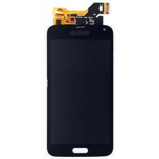 Дисплей для Samsung Galaxy S5 G900 с тачскрином (0L-00039555) (черный) - Дисплей, экран для мобильного телефона