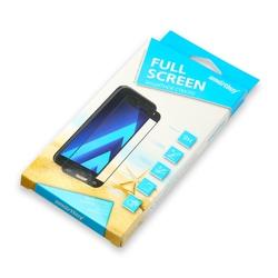 Защитное стекло для Samsung Galaxy A6 (Smartbuy SBTG-FR0010) (черный) - ЗащитаЗащитные стекла и пленки для мобильных телефонов<br>Защитит экран смартфона от царапин, пыли и механических повреждений.