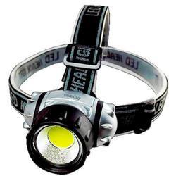 Светодиодный фонарь Smartbuy SBF-HL025 - ФонарьФонари<br>Устройство оснащено 1 свехмощным светодиодом COB, обеспечивающим яркое освещение на расстояние до 30 метров.
