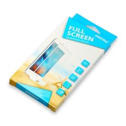 Защитное стекло для Apple iPhone 7 Plus, 8 Plus (Smartbuy SBTG-FR0007) (белый) - Защита  - купить со скидкой
