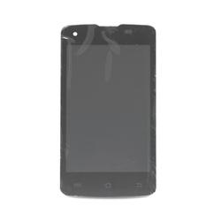 Дисплей для DNS S4006 с тачскрином (М0950171) (черный) - Дисплей, экран для мобильного телефонаДисплеи и экраны для мобильных телефонов<br>Полный заводской комплект замены дисплея для DNS S4006. Стекло, тачскрин, экран для DNS S4006 в сборе. Если вы разбили стекло - вам нужен именно этот комплект, который поставляется со всеми шлейфами, разъемами, чипами в сборе.