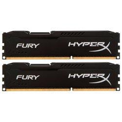 Оперативная память HyperX HX316C10FBK2/8 - Память для компьютераМодули памяти<br>Оперативная память HyperX HX316C10FBK2/8 - DDR3 1600 (PC 12800) DIMM 240 pin, 2x4 ГБ, 1.5 В, CL 10