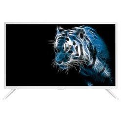 Panasonic TX-32FR250W (белый) - ТелевизорТелевизоры и плазменные панели<br>ЖК-телевизор, LED, 31.5quot;, 1366x768, 720p HD, DVR, 2 TV-тюнера, мощность звука 12 Вт, HDMI x2.