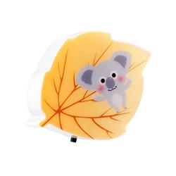 Старт NL 1LED (коала) - ОсвещениеНастольные лампы и светильники<br>Компактный ночник детской серии создаст уютную и комфортную атмосферу в квартире или на даче. Прекрасно подходит для использования в темное время суток в спальнях, коридорах и детских комнатах. Теплый свет ночника мягко освещает помещение ночью, не мешая другим членам семьи.