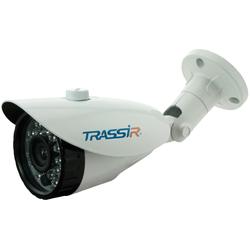 Trassir TR-D2113IR3 2.7-13.5мм (белый) - Камера видеонаблюденияКамеры видеонаблюдения<br>Уличная IP-камера, матрица 1/3quot; Progressive Scan CMOS 1.3 Мп, объектив 2.7-13.5мм, дальность действия ИК-подсветки: 30м.