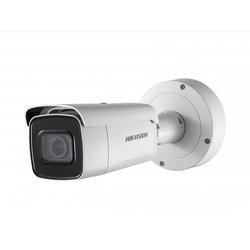 Hikvision DS-2CD2623G0-IZS 2.8-12мм (белый) - Камера видеонаблюденияКамеры видеонаблюдения<br>Разрешение 2Мп, 1/2.8 Progressive Scan CMOS, моторизированный вариообъектив 2.8-12мм, аппаратный WDR 120дБ, обнаружение движения, вторжения в область, пересечения линии и лиц, слот для microSD до 128Гб, ИК-подсветка до 50м.