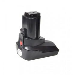 Аккумулятор для инструмента METABO (3000mAh 10.8V) (Pitatel TSB-240-MET10-30L) - АккумуляторАккумуляторы и зарядные устройства<br>Аккумулятор для инструмента METABO, напряжение - 10.8V, емкость - 3000mAh, химический состав: Li-Ion. Совместимые модели: 625597000.