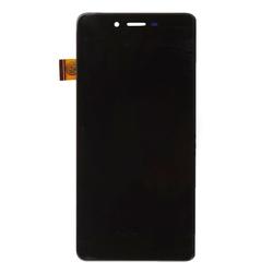 Дисплей для Highscreen Easy S, S Pro с тачскрином Qualitative Org (LP) (черный) - Дисплей, экран для мобильного телефона