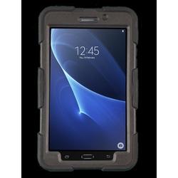 Чехол-накладка для Samsung Galaxy Tab A 7.0 SM-T285 (Kraftmark Goldorak 5001201) (черный) - Чехол для планшетаЧехлы для планшетов<br>Обеспечит защиту планшета от царапин и потертостей.