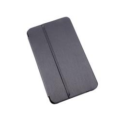 Чехол-книжка для Samsung Galaxy Tab A 7.0 SM-T285 (Kraftmark Slim base 6007102) (серый) - Чехол для планшетаЧехлы для планшетов<br>Обеспечит защиту планшета от царапин и потертостей.