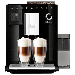 Кофемашина Melitta Caffeo CI Touch - Кофеварка, кофемашинаКофеварки и кофемашины<br>Кофемашина Melitta Caffeo CI Touch - кофеварка эспрессо (автоматическое приготовление), для зернового и молотого кофе, объём резервуара для воды 1.8 л, давление 15 бар, контроль крепости кофе, капучинатор