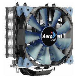 AeroCool Verkho 4 Dark RTL - Кулер, охлаждениеКулеры и системы охлаждения<br>Для процессора, socket AM2, AM2+, AM3/AM3+/FM1, AM4, FM2/FM2+, S775, S1150/1151/S1155/S1156, LGA2066, S2011, 1 вентилятор (120 мм, 800-2000 об/мин), радиатор: алюминий, 27 дБ.