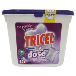 Капсулы Tricel Power Dose Colour