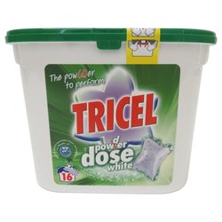 Капсулы Tricel Power Dose White