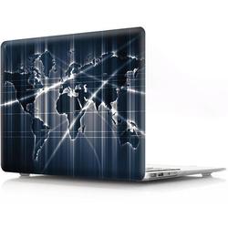 Чехол накладка для Apple MacBook Pro 13 2016 A1706, 1708 (i-Blason Cover Aurora World Map 979629) - Чехол для ноутбукаЧехлы для ноутбуков<br>i-Blason Cover представляет собой ультратонкий и прочный чехол-накладку для MacBook Pro 13 2016 A1706, A1708. Он состоит из верхней и нижней накладки. Аксессуар обеспечит отличную защиту ноутбука от загрязнений и механических повреждений при транспортировке.
