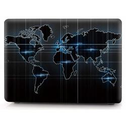 Чехол накладка для Apple MacBook Pro 15 A1707 (i-Blason Cover Tehnology World Map 979623) - Чехол для ноутбукаЧехлы для ноутбуков<br>i-Blason Cover представляет собой ультратонкий и прочный чехол-накладку для MacBook Pro 15 A1707. Он состоит из верхней и нижней накладки. Аксессуар обеспечит отличную защиту ноутбука от загрязнений и механических повреждений при транспортировке.