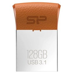 Флешка Silicon Power Jewel J35 128GB - USB Flash driveUSB Flash drive<br>Флешка Silicon Power Jewel J35 128GB - 128 ГБ, USB 3.1, водонепроницаемый корпус