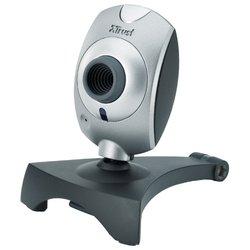 Trust Primo Webcam - Веб камераВеб-камеры<br>веб-камера с матрицей 0.3 мегапикс. , разрешение видео 640x480, подключение через USB 2.0, встроенный микрофон, ручная фокусировка, совместима с Windows