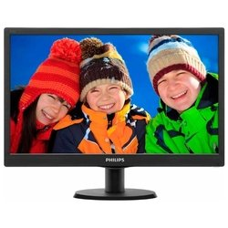 Philips 193V5LSB2 (10/62) (черный) - Монитор