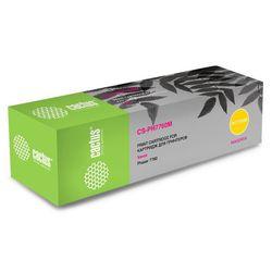 Картридж для Xerox Phaser 7760 (Cactus 106R01161) (пурпурный) - Картридж для принтера, МФУ