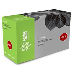 Тонер картридж для Lexmark T640, T642, T644 (Cactus CS-T644) (черный)  - Картридж для принтера, МФУКартриджи<br>Совместим с моделями: Lexmark T640, T642, T644.