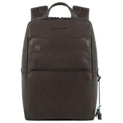 Рюкзак PIQUADRO CA4022B3 - Сумка для ноутбукаСумки и чехлы<br>Рюкзак PIQUADRO CA4022B3 - рюкзак, макс. размер экрана 13quot;, материал: натуральная кожа