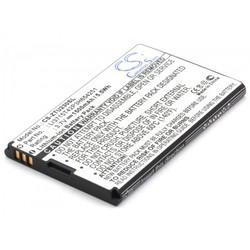 Аккумулятор для ZTE AC30, Arizona, D800, D810, Joe (Vodafone 945), P728B (Racer II), R750, V790, U215 (1500mAh) (CameronSino BMP-787) - Аккумулятор