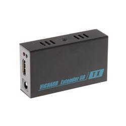 Удлинитель Viguard HDMI Extender 60 - HDMI кабель, переходникHDMI кабели и переходники<br>Позволяет передавать видео и аудио потоки в разрешении FullHD (1920x1080), без сжатия и искажений на расстояние до 60м при использовании кабеля Ethernet cat6.