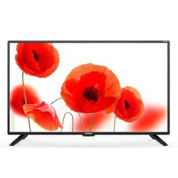 TELEFUNKEN TF-LED39S62T2 (черный) - ТелевизорТелевизоры и плазменные панели<br>ЖК-телевизор, 720p HD, диагональ 39quot; (99 см), HDMI, USB, DVB-T2.