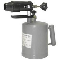Паяльная лампа Park QD15-1P (145106) - Паяльное оборудованиеПаяльное оборудование<br>Объем резервуара: 1.5 л. Рабочее давление в резервуаре: 0.25 - 0.35 МПа. Температура пламени от 1000 до 1095 градусов.