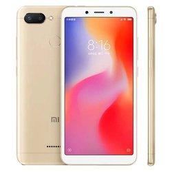 Xiaomi Redmi 6 4/64GB (золотистый) : - Мобильный телефон