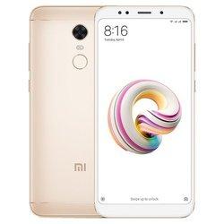 Xiaomi Redmi Note 5 4/64GB (золотистый) : - Мобильный телефон