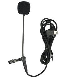 Внешний микрофон для SJ6 Legend, SJ7 Star, SJ360 (SJCAM SJ-MIC) (черный) - АксессуарАксессуары для экшн-камер<br>Оригинальный микрофон SJCAM для камер SJ6 Legend, SJ7 Star и SJ360. Микрофон предназначен для улучшения качества звукозаписи при съемке.