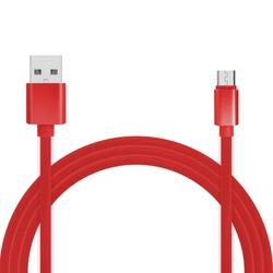 Купить Кабель Usb (M)-Microusb (M) 2М (Jet.a Ja-Dc24) (Красный) - Usb, Hdmi Кабель, Переходник