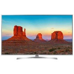 LG 70UK6710 (черный) - ТелевизорТелевизоры и плазменные панели<br>ЖК-телевизор, 69.5quot;, 3840x2160, 4K UHD, HDR, TFT IPS, 2 TV-тюнера, мощность звука 20 Вт, HDMI x4, Ethernet, Wi-Fi, Bluetooth, Smart TV.