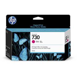 Картридж для HP DesignJet T1700 (730 P2V63A) (пурпурный) (130мл) - Картридж для принтера, МФУКартриджи<br>Совместим с моделями: HP DesignJet T1700
