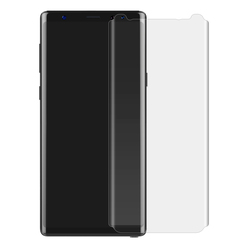 Защитная пленка для Samsung Galaxy Note 9 (GP-N960KDEFAIA) (прозрачная) - ЗащитаЗащитные стекла и пленки для мобильных телефонов<br>Защитная пленка изготовлена из высококачественного полимера и идеально подходит для данного смартфона.