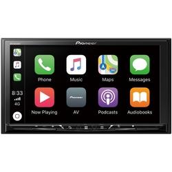 Pioneer SPH-DA240BT - АвтомагнитолаАвтомагнитолы<br>Большой резистивный сенсорный экран Clear Type 7 дюймов, 24 бит, резистивный сенсорный экран. Используйте функцию Apple CarPlay, Android Auto, Bluetooth. Также имеется поддержка USB и вход для камеры, а также превосходное качество воспроизведения звука и видео.