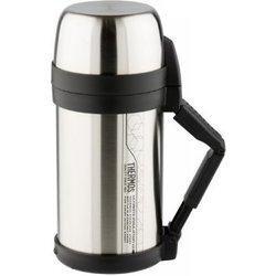 Thermos FDH Stainless Steel Vacuum Flask (923639) (черный, серебристый) - Термос, термокружка