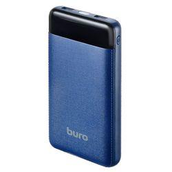 Buro RC-21000 (темно-серый) - Внешний аккумуляторУниверсальные внешние аккумуляторы<br>Внешний аккумулятор, емкость 21000 мAч, 2х USB, сила тока на выходе 2.1 A.
