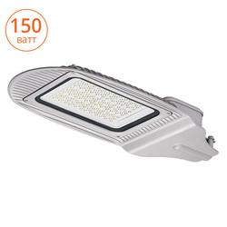 Уличный светильник WOLTA STL-150W01 (белый) - ОсвещениеНастольные лампы и светильники<br>Мощность 150 Вт, количество светодиодов 144, степень защиты IP: 65, световой поток 17250 лм, материал изделия: металл.